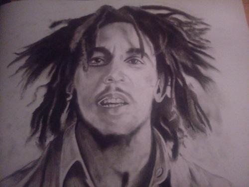Bob Marley par KituC